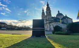 Denkmal von König Konrad I. nach kurzer Zeit schon beschädigt