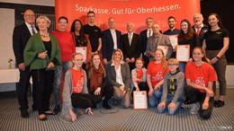Bürgerpreis der Sparkasse Oberhessen geht in die zweite Runde