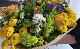 Blumen schenken macht Freude: Komfortabel und schnell überallhin