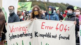 Demo in Dannenrod: 1.500 Menschen kämpfen für den Danni und gegen A49