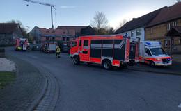 Brand in Oberkalbach: Essen auf dem Herd vergessen