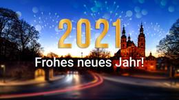 PROSIT NEUJAHR! Danke, liebe O|N-Leser und alles Gute für ein besseres 2021