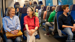 Seniorenticket: für 365 Euro ein Jahr lang Bus und Bahn fahren