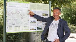 Wanderer und Mountainbiker entdecken den Spessart - Nachfrage steigt