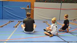 Wie Sportlehrer ihre Schüler fit halten wollen