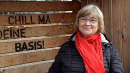 Renate Schweitzer kandidiert für Kreistag - angefragt von Torsten Warnecke