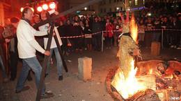 Schade: Lollsteufel wird am Lullusfest-Mittwoch nun doch nicht verbrannt