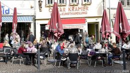 Keine Vergrößerung der Außengastronomieflächen in der Friedrichstraße