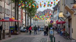 Löherstraße: Feierfreudige jäh ausgebremst - Kein Vergleich zu sonst