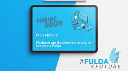 Landkreis startet eine neue Plattform am 25. März / #'Fulda4future