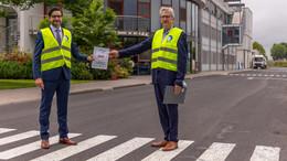 Milupa GmbH erfolgreich re-zertifiziert - Arbeitsschutzmanagementsystem