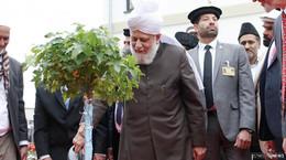 Feierliche Eröffnung der neuen Moschee - Empfang in der Orangerie