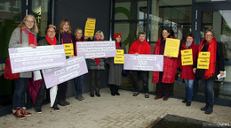 Umstrukturierung des Frauenbüros: Fraueninitiative und Grüne sind enttäuscht