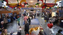 Fernweh: Reisemesse des Reisebüros Happ lockte zahlreiche Besucher