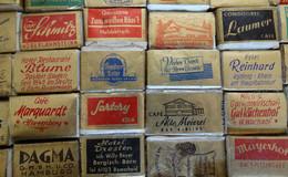 Eine Reise durch die Zeit mit fast 10.000 Zuckerwürfeln