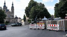regio`markt und genuss`markt - Temporäre Sperrung der Pauluspromenade