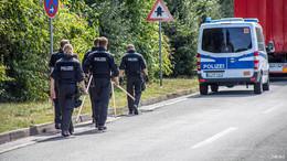 Spuren einer Gewalttat in Niedersachsen führen nach Osthessen
