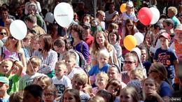 60.000 Besucher beim 10. Hessischen Familientag