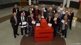 Sparkasse unterstützt mit 28.000 Euro großartiges Engagement