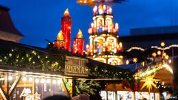 Bald geht es los: der Fuldaer Weihnachtsmarkt startet am Montag