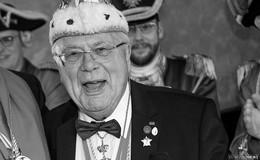 Der Karneval war sein Leben! FKG-Ehrenpräsident Gerhard Dechant verstorben