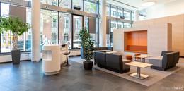 VR-Bank-Filiale in Bahnhofstraße für 1 Million Euro umgestaltet