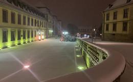 Schnee so weit das Auge reicht: Schicken Sie uns Ihre Leserbilder!