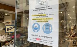 Inzidenz unter 200, aber: Keine Modellregion wegen Infektionsschutzgesetz