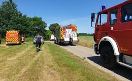 Freiwillige Feuerwehr gefordert: Vier Einsätze an nur einem Tag