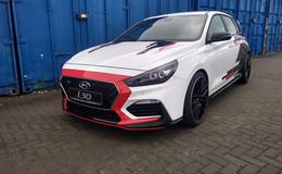 Weber&Diel Automobile schärft den Hyundai i30N zum Sondermodell