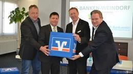 Offizieller Platin-Partner: VR-Bankverein sponsert Weindorf beim Hessentag