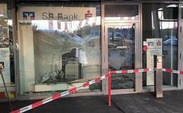 Nach Sprengung in Kaiserwiesen: Geldautomat geht wieder in Betrieb