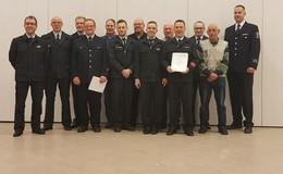Jahreshauptversammlung der Freiwilligen Feuerwehr Fulda-Kämmerzell