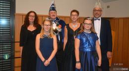 Das neue Regentenpaar sind: Prinz Helmut XLVI. und Prinzessin Carola