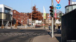 Wegen Häufung von Unfällen: Grüner Pfeil an Ampel wird entfernt