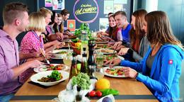 Engelbert Strauss hat die beste KantineDeutschlands - Kulinarik macht Spaß