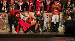 Tänze, Büttenreden, Showacts - FKG-Fremdensitzung: BILDERSERIE 4