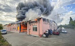 Polizei bestätigt: Keine Anhaltspunkte auf vorsätzliche Brandstiftung