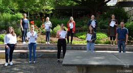 Klasse 7R der Marienschule gewinnt während Home-Schooling