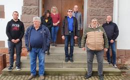 Gemeinsame Liste stellt sich in Wölfershausen zur Wahl