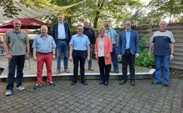 Neuer Vorstand des Kreis- und Stadtmusikverbandes Fulda konstituiert sich