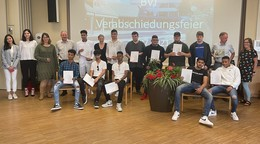Ferdinand-Braun-Schule als Heimat: Integrationsarbeit mit Abschluss gekrönt