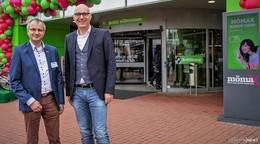 Möbelhaus Mömax eröffnet: Trend- und Preisbewusstes auf 7500 Quadratmetern
