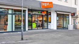 Nach Umbau: Tegut-Markt in der Rabanusstraße öffnet wieder seine Türen