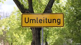 Die Kreisstraße zwischen Edelzell und Pilgerzell wird voll gesperrt