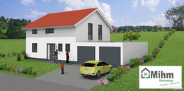 Mihm Thermobau: Einfamilienwohnhaus in Geisa besichtigt