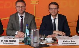 CDU Vogelsberg: 33 Millionen für den Landesstraßenbau landen im Vogelsberg