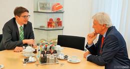 Volker Bouffier: Haunetal kann neuen Schwung gut gebrauchen