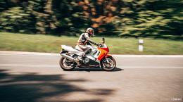 Motorradsaison startet: Polizei gibt Tipps für sichere Touren