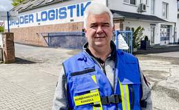 Nach Brand und Hochwasser: Bürgermeister Zentgraf bedankt sich bei Helfern